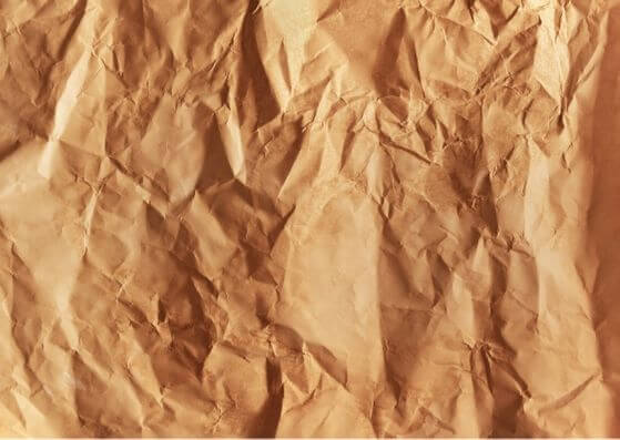 Brown Paper as a food photography backdrop.