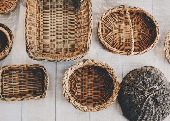 Baskets-Baby Photography Props-Pune Prop Store