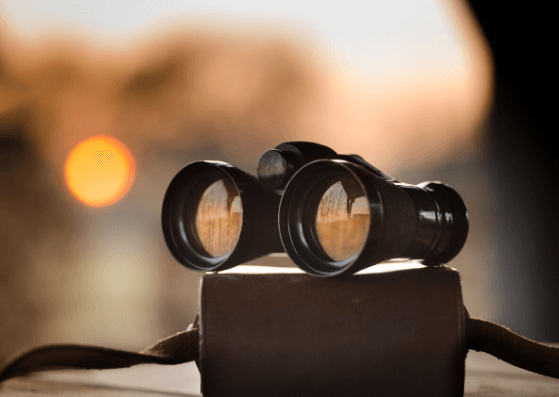Binoculars-Travel Flatlay Ideas-Pune Prop Store