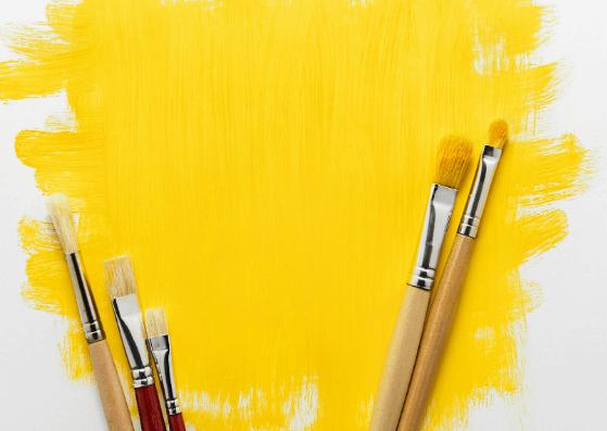 Brushes-Art-Flatlay-Ideas-Pune-Prop-Store