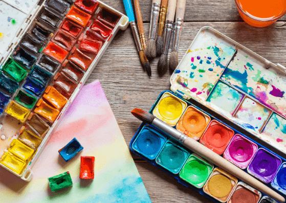 Palette-Art-Flatlay-Ideas-Pune-Prop-Store